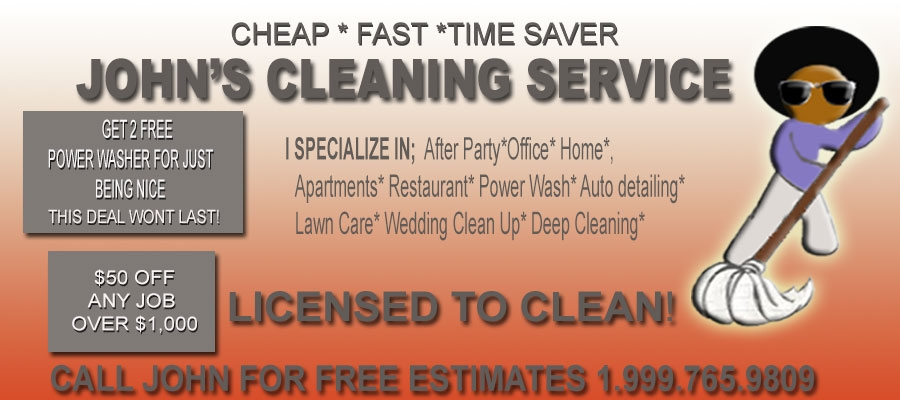 johns cleaning service ad \u2026 this not real ad cjwart
