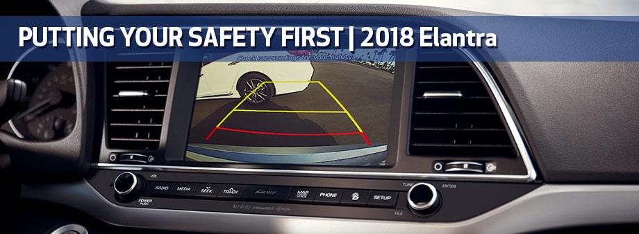 Test Drive The 2018 Hyundai Elantra at Baytown Hyundai Near Houston
