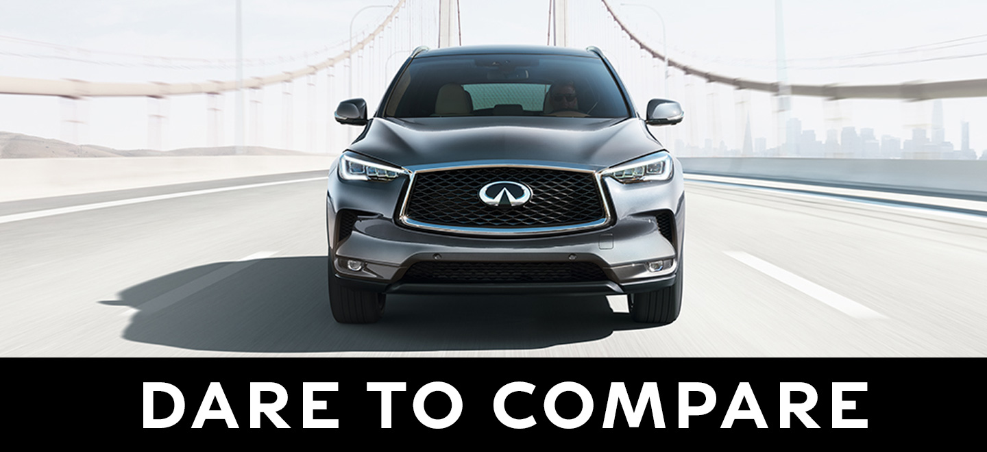 Garage Innovations Oklahoma City 2019 Infiniti Qx50 Vs The Competition Bob Moore Infiniti