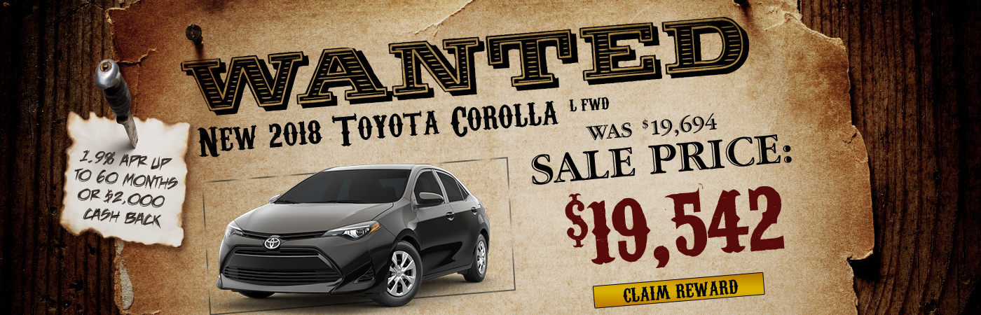 Get Your Most Wanted at Fremont Toyota Fremont Motor Company