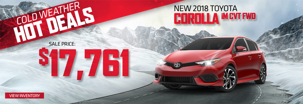 Fremont Toyota Warm Up with These Offers Fremont Motor Company