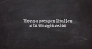 En los momentos difíciles lo más importante es la imaginación