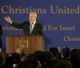 Netanyahu at CUFI Conference