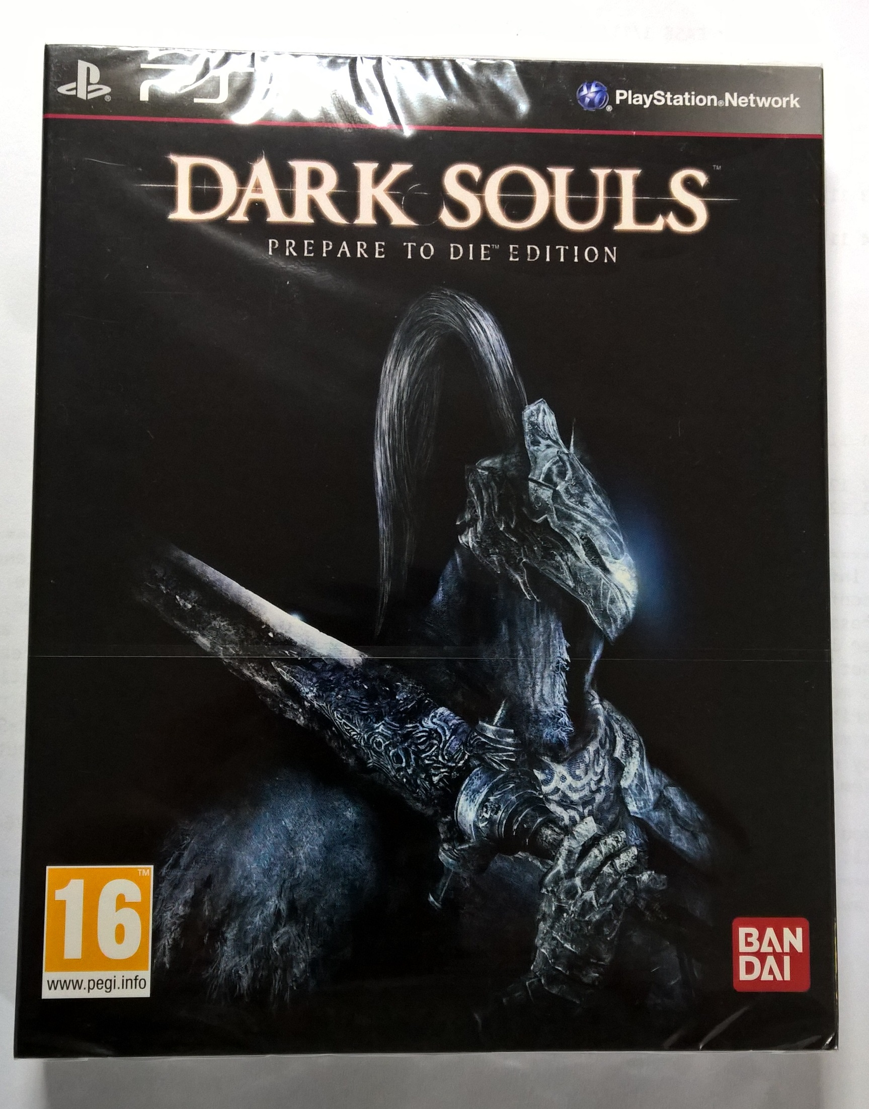 Edition For Ps3 Dark Souls Prepare To Die Steelbook Edition Ps3 Collectors