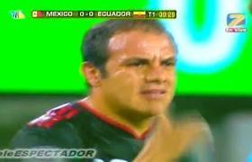 Mexico vs Nueva Zelanda 2-0 [03/03/10] AMISTOSO Mundial Sudrafica 2010 HQ 480p AZTECA DEPORTES ...