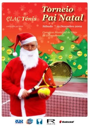cartaz TorneioPaiNatal2009