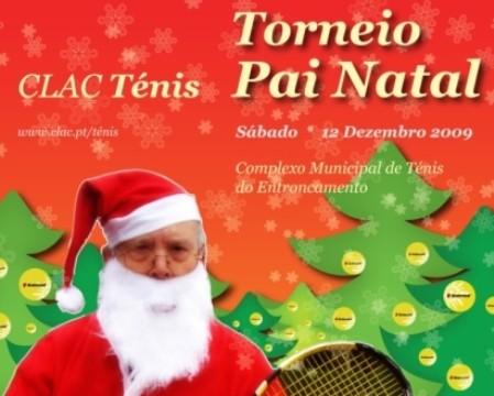 V Torneio do Pai Natal a 18 de Dezembro