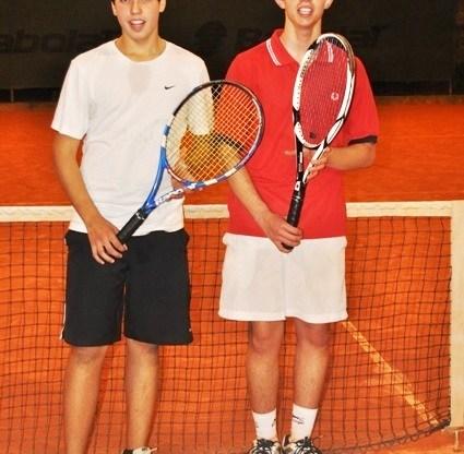 Onze tenistas disputaram a Taça CITL em Leiria