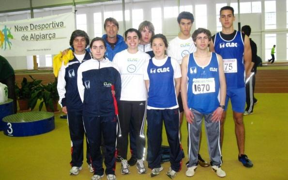 Em Atletismo, CLAC é Campeão Distrital de Clubes