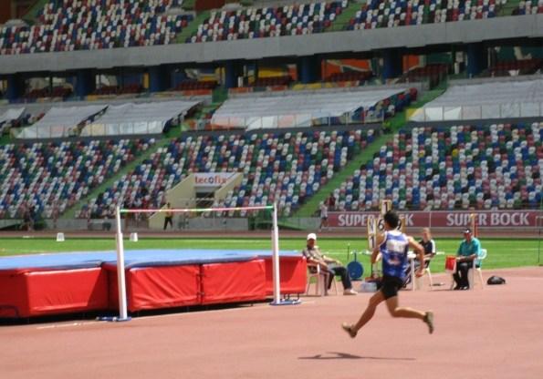 CLAC no Campeonato Nacional de Clubes em pista de ar livre