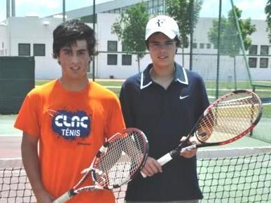 3 meias-finais e 2 finais no Torneio de Ténis de Pombal