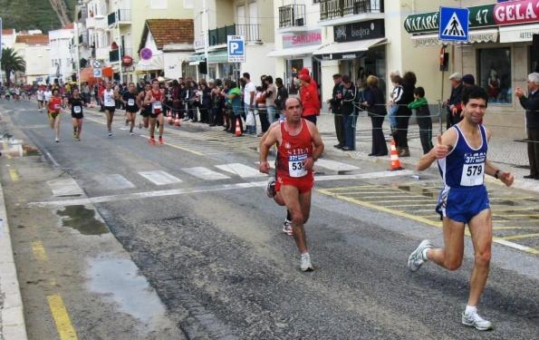 mais uma vez presentes na Meia Maratona da Nazaré