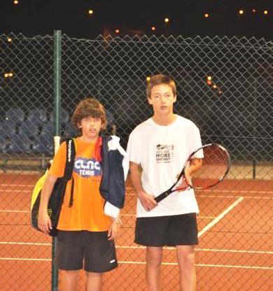 Ténis  no 1º Torneio Vila de Porto Mós