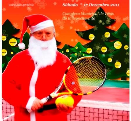 Torneio Pai Natal e Master CLAC