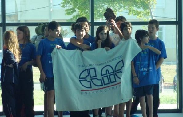 em Sines, 4º lugar na classificação por equipas de Cadetes