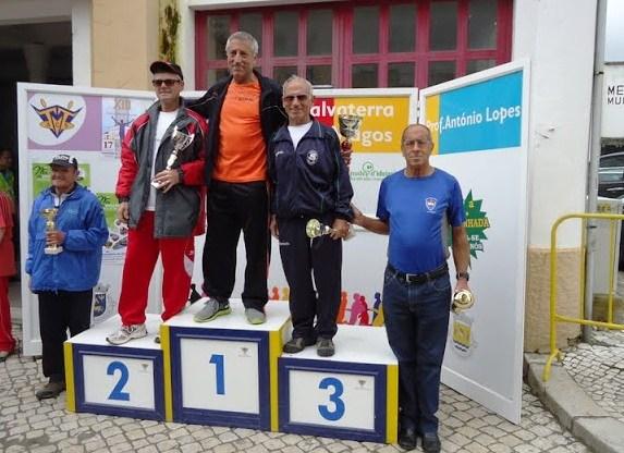 Atletismo presente nos 12 km de Salvaterra de Magos