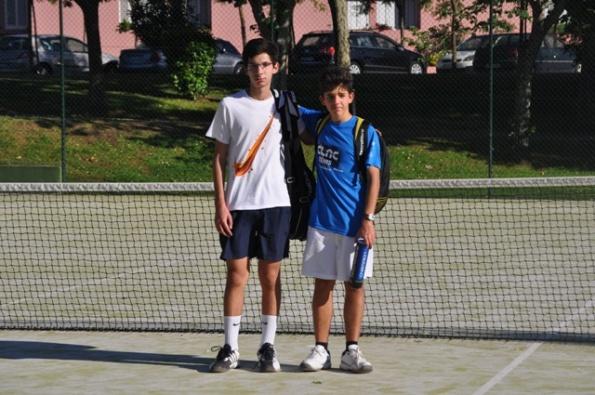 CLAC presente no Torneio Cidade de Abrantes em ténis