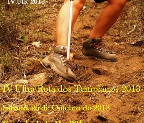 IV Ultra Rota dos Templários 2013
