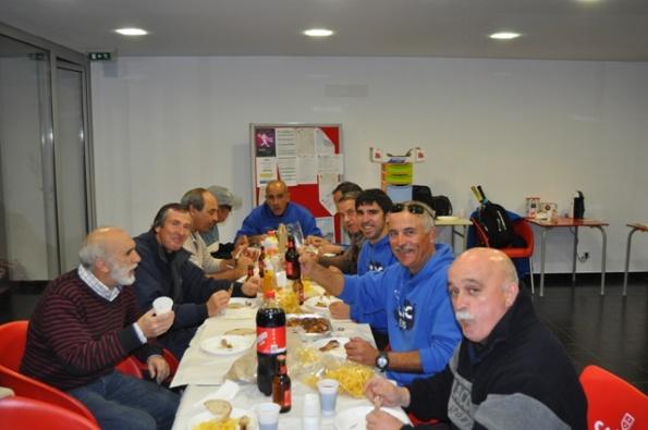 Ténis Campeonato Regional + 55