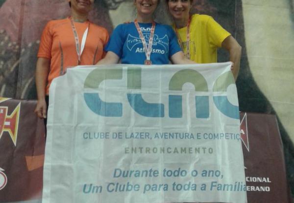 Ana Abegão e o Atletismo do CLAC em grande destaque