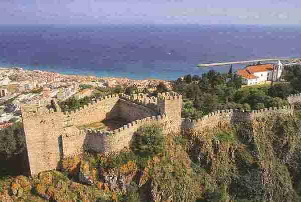 Caminhada CLAC do Castelo de Sesimbra ao Cabo Espichel