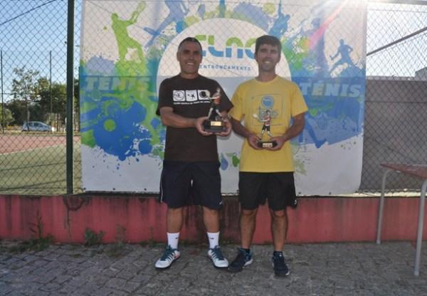 João Pimenta Finalista no VIII Torneio Nacional de Veteranos Festas da Cidade do Entroncamento