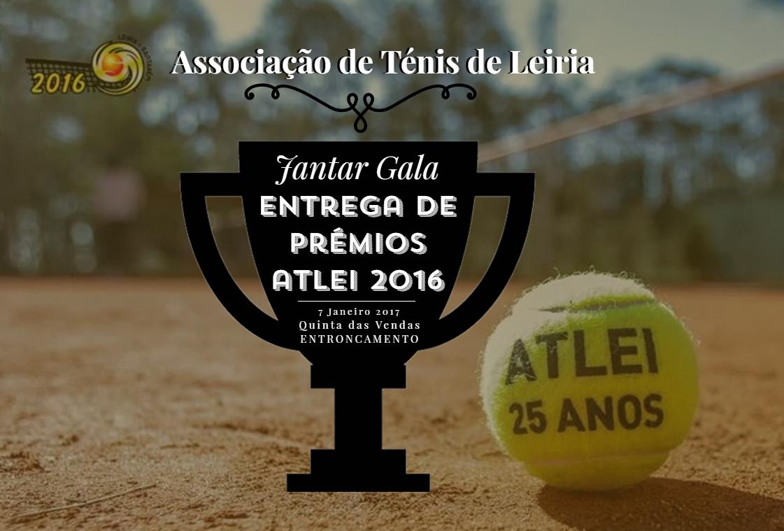 Entrega de Prémios ATLEI 2016, Quinta das Vendas, Entroncamento