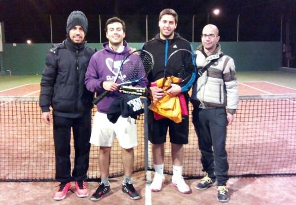 Ténis -Tiago Rabaça vence Torneio Social Sénior da Golegã