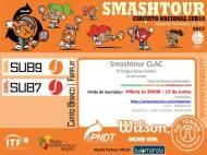 Cartaz - Smashtour CLAC 2018
