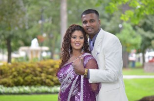 Beautiful Engagement Portraits for Nicole and Ganesh