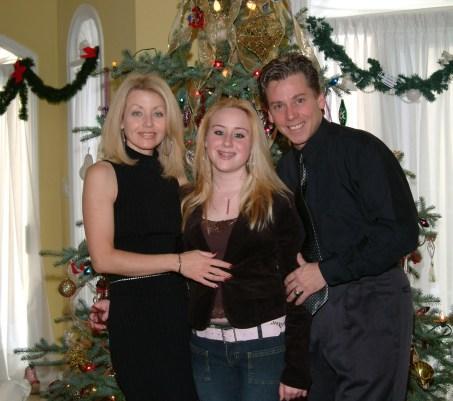 Bob Brenda and Nicole 2010