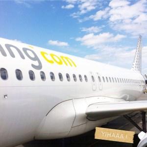 Lets go ! avion voyages clairesbloginmallorca clairesblog mallorca majorque vuelinghellip