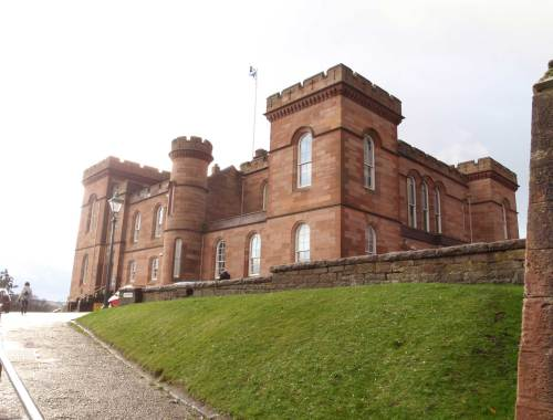 chateau inverness ecosse (1)