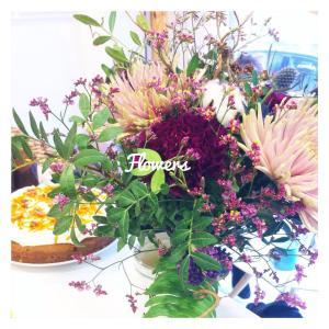 Les jolies fleurs du Caf Albertine  rennes
