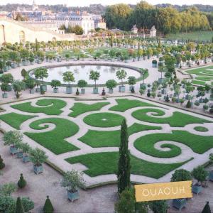 Ils sont magnifiques les jardins du chteau de Versailles !hellip