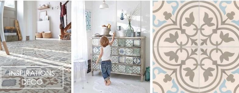 Inspiration d co les carreaux de ciment claire 39 s - Deco carreaux de ciment ...