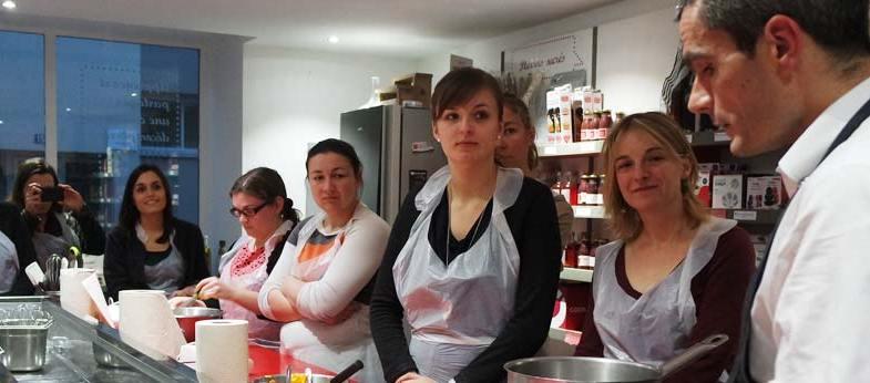 Cours de cuisine chez cook and go claire 39 s blogclaire 39 s blog - Cours de cuisine morbihan ...