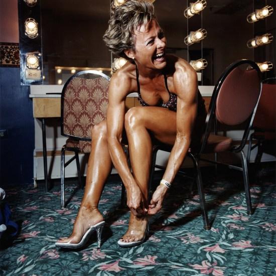 Brian Finke, Untitled (Bodybuilding 78)