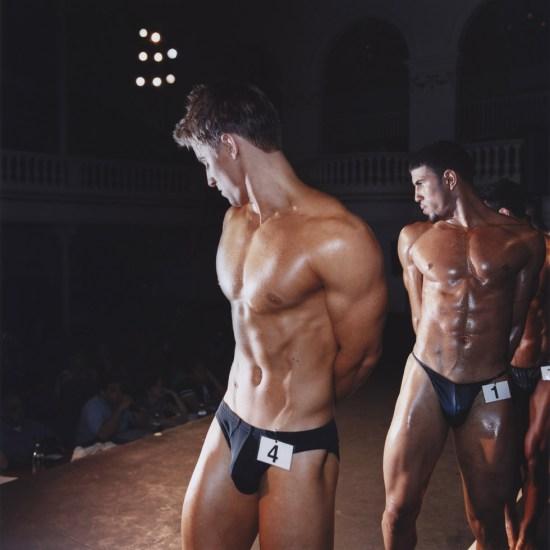 Brian Finke, Untitled (Bodybuilding 104)