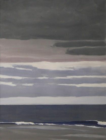 John Button, East Hampton, Approaching Storm