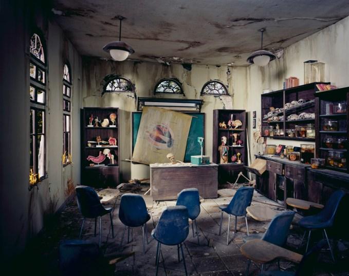 Lori Nix, Anatomy Classroom