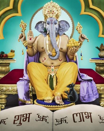 Manjari Sharma, Lord Ganesha