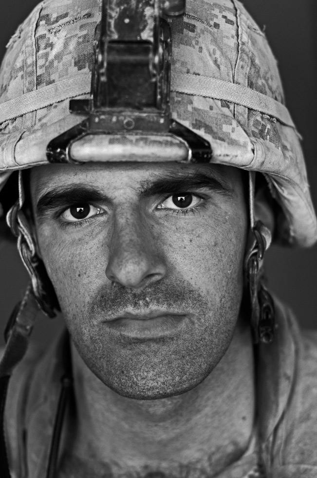 Louie Palu, Marines 010, U.S. Marine Lt. Jack Treptow, age 25, Garmsir, Helmand, Afghanistan