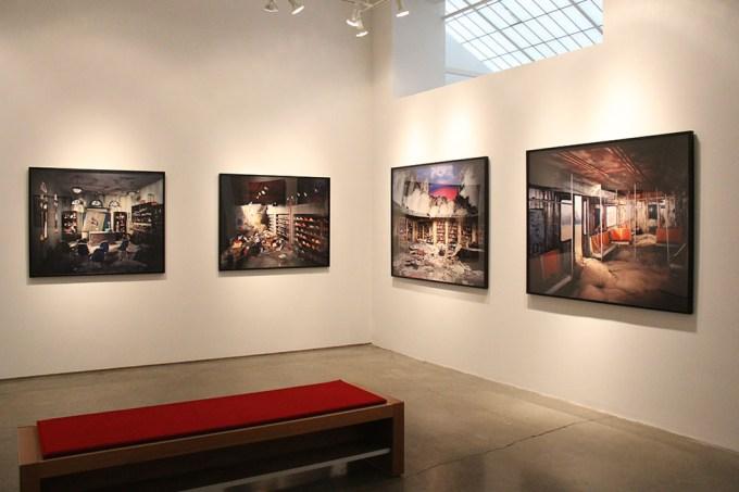 Lori Nix, Exhibition Image