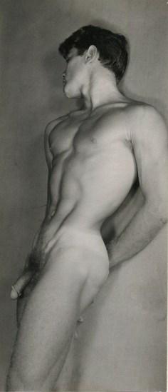 George Platt-Lynes, Nude Man