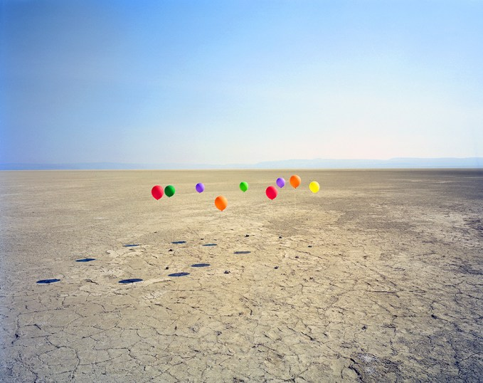 Adam Ekberg, Circle of Balloons
