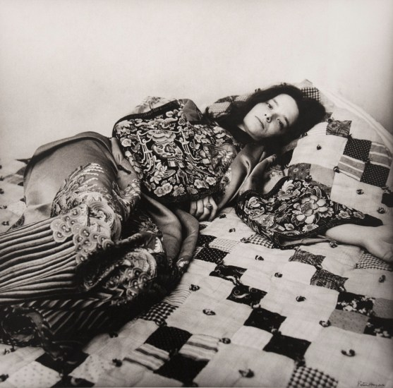 Peter Hujar, Portrait of Poet Anne Waldman