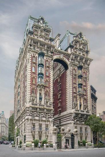 Marc Yankus, Dorilton Apartments