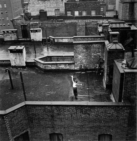 Arthur King, Lyric Moment, From Manhattan Bridge