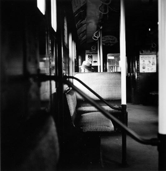 Arthur King, Myrtle Avenue El, Passenger